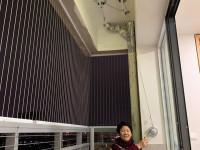 Lắp giàn phơi thông minh nhà Cô Lan – Chung cư Hoà Phát Giải Phóng